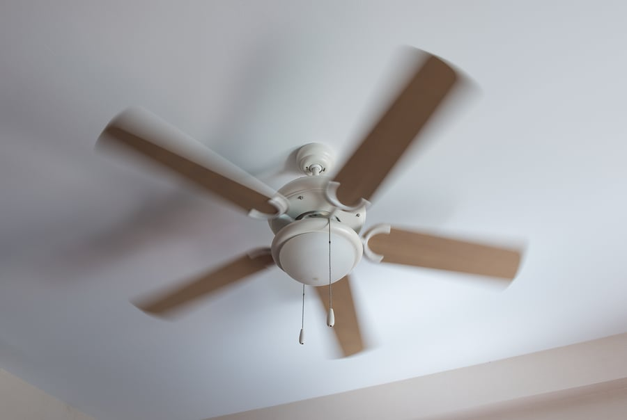 Can A Ceiling Fan Help My Arizona Home Be Cooler