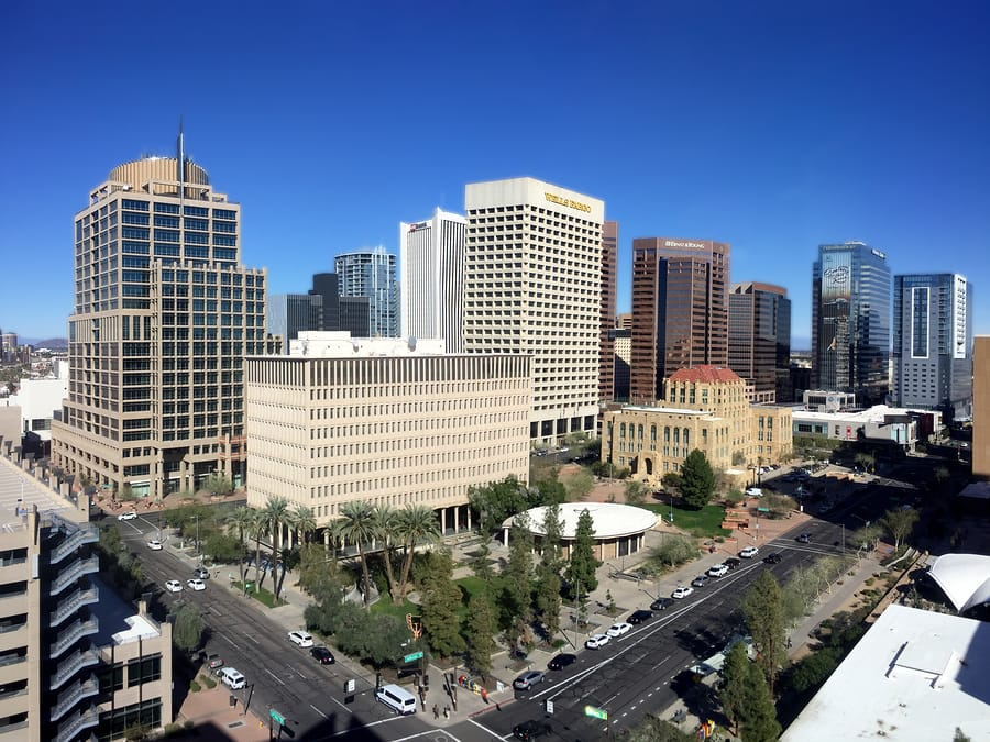 Covering Downtown Phoenix In Trees For More Shade