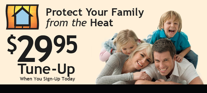Hardin Air Conditioning Tune-up Special $29.95