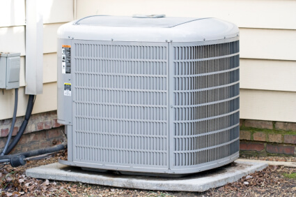 Heat Pump in a Phoenix area home